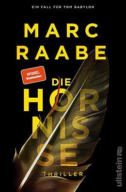 Kartonierter Einband Die Hornisse von Marc Raabe