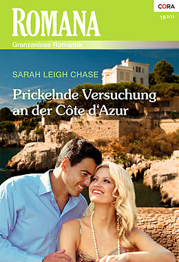 E-Book (epub) Prickelnde Versuchung an der Cote d'Azur von Sarah Leigh Chase