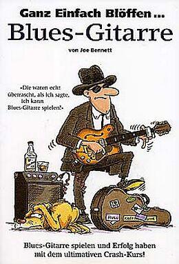 John Bennett Notenblätter Ganz einfach blöffen für Blues Gitarre