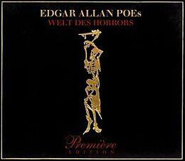 Audio CD (CD/SACD) (CD) Die Welt des Horrors von Edgar Allan Poe
