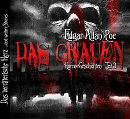 Audio CD (CD/SACD) Das Grauen III von Edgar Allan Poe
