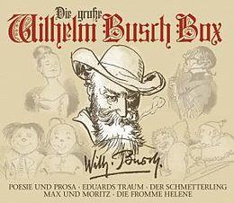Audio CD (CD/SACD) (CD) Die große Wilhelm Busch Box von Wilhelm Busch