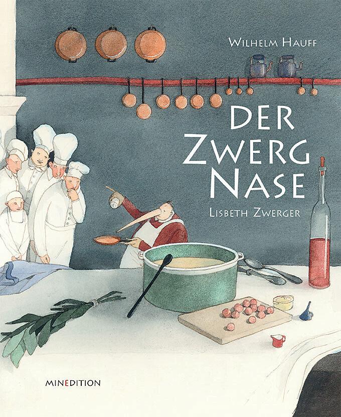Der Zwerg Nase [Versione tedesca]