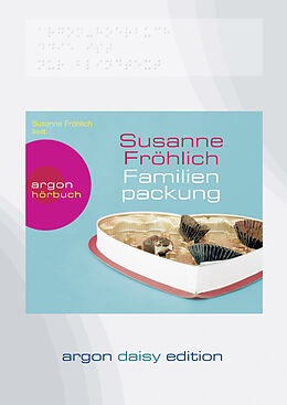 Audio CD (CD/SACD) Familienpackung (DAISY Edition) von Susanne Fröhlich