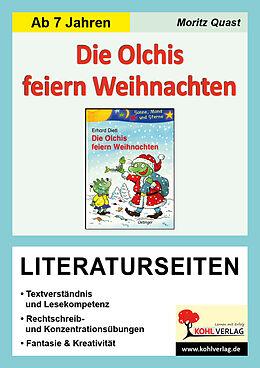 Erhard Dietl \'Die Olchis feiern Weihnachten\', Literaturseiten ...
