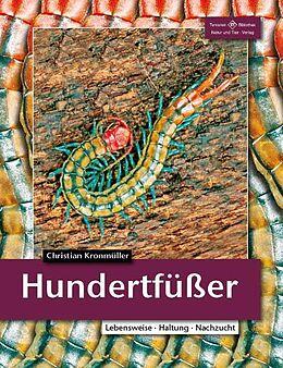 Kartonierter Einband Hundertfüßer von Christian Kronmüller