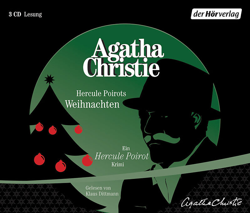 Hercule Poirots Weihnachten - Agatha Christie - Livres - exlibris.ch ...