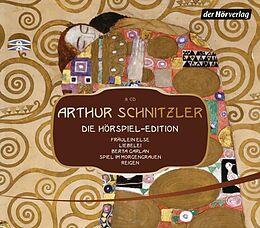 Audio CD (CD/SACD) Die Hörspiel-Edition von Arthur Schnitzler