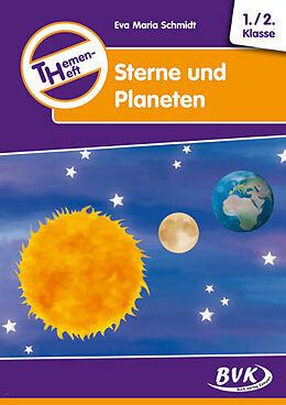 Themenheft Sterne und Planeten 1./2. Klasse [Versione tedesca]