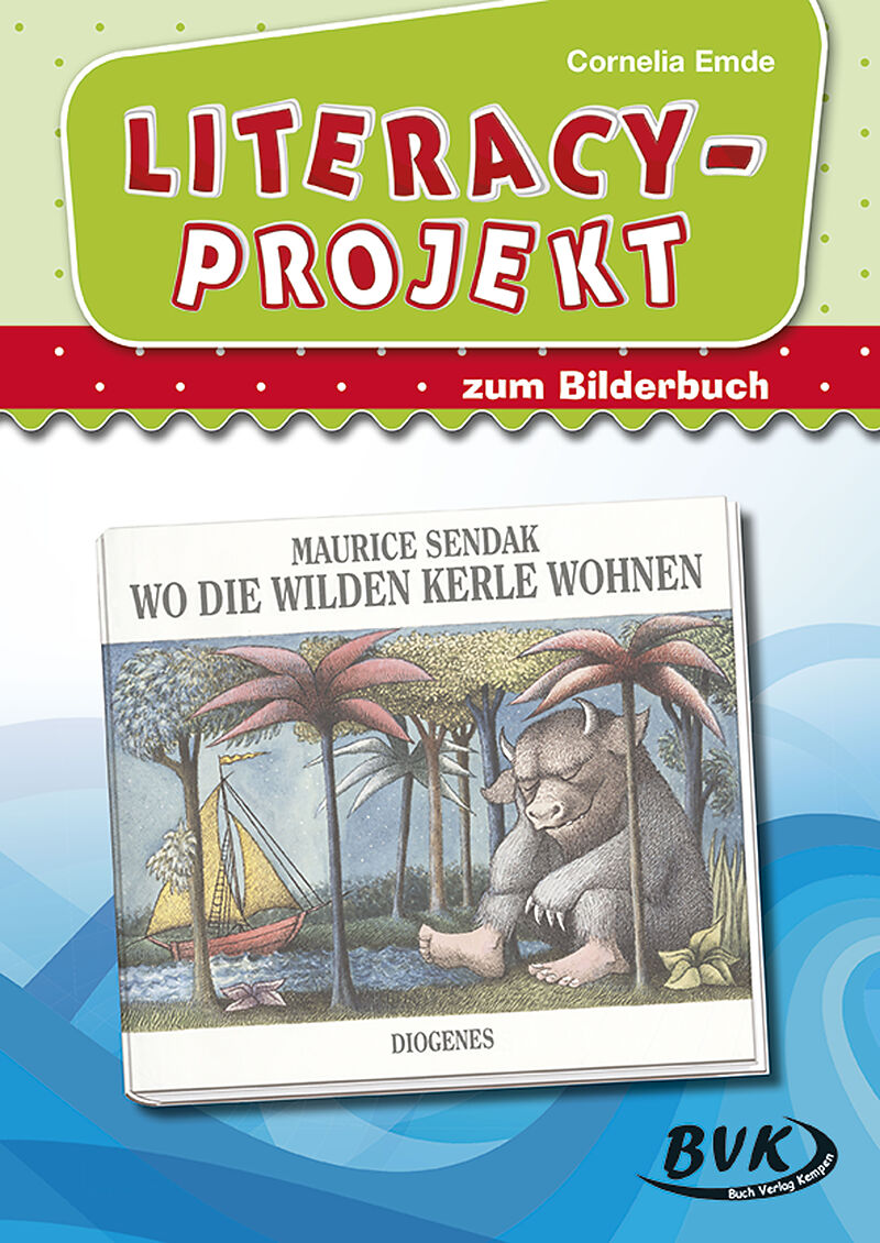 """Literacy-Projekt zu """"Wo die wilden Kerle wohnen"""" - Mareike ..."""