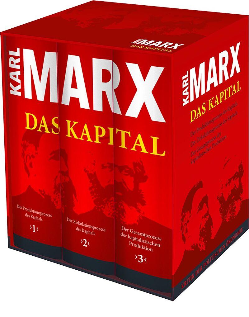 Das Kapital Vollständige Gesamtausgabe Karl Marx Livres En