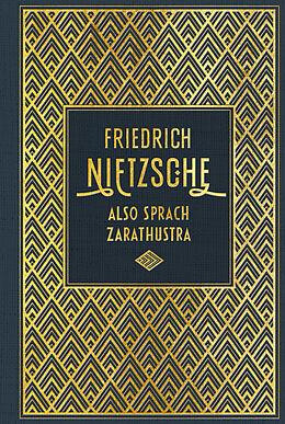 Fester Einband Also sprach Zarathustra von Friedrich Nietzsche