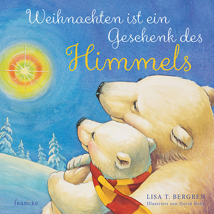 Buch Geschenk Weihnachten.Weihnachten Ist Ein Geschenk Des Himmels