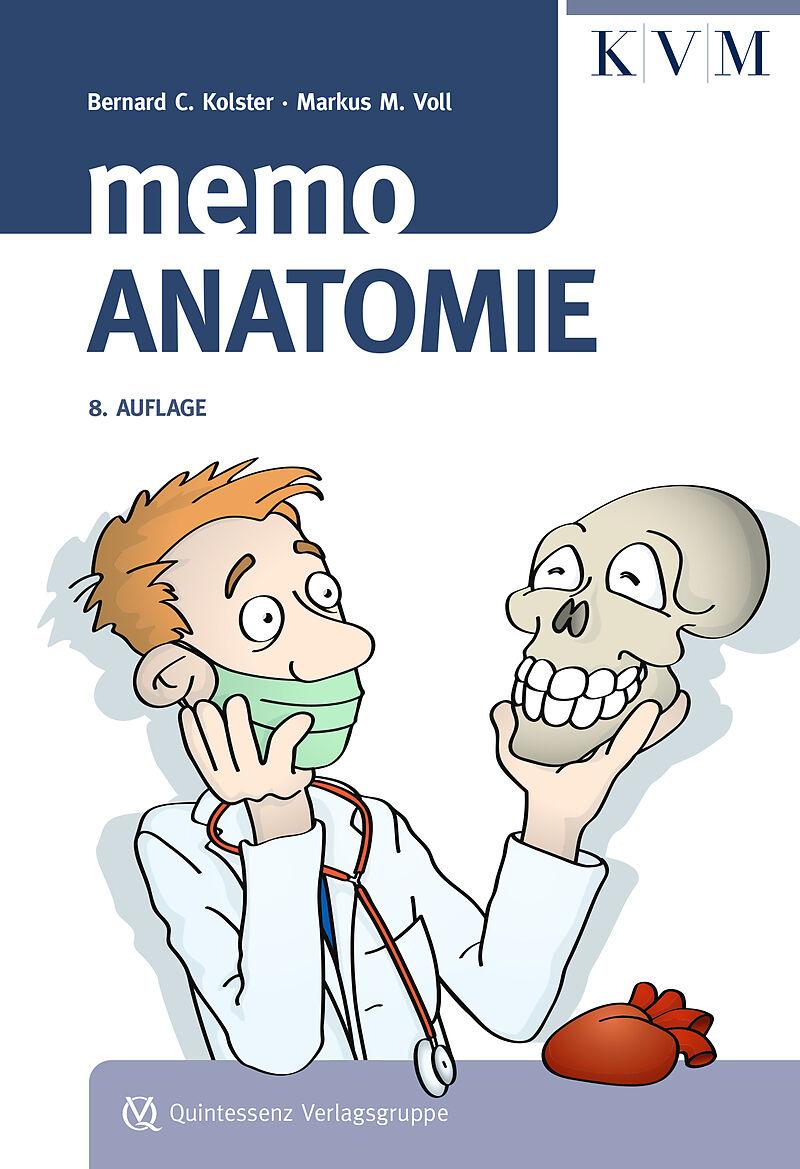 Memo Anatomie - Bernard C. Kolster, Markus M. Voll - Buch kaufen ...