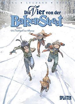 Die Vier von der Baker Street 03. Die Nachtigall von Stepney