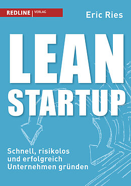 Kartonierter Einband Lean Startup von Eric Ries