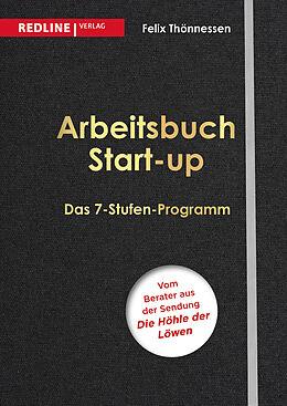 Fester Einband Arbeitsbuch Start-up von Felix Thönnessen