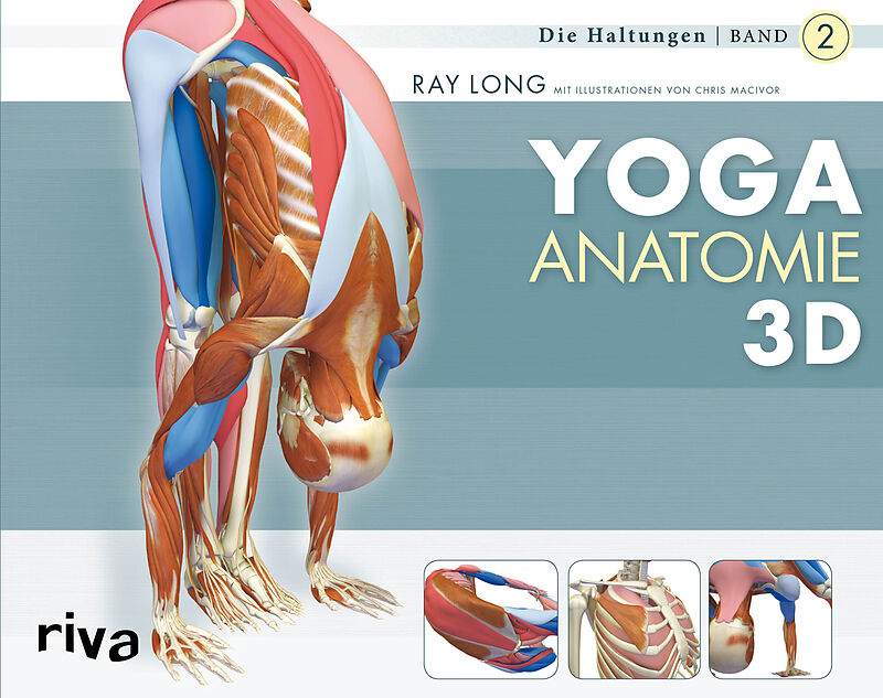 Yoga-Anatomie 3D - Ray Long - Buch kaufen | exlibris.ch