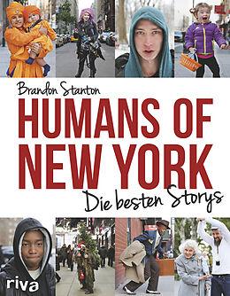 Fester Einband Humans of New York von Brandon Stanton