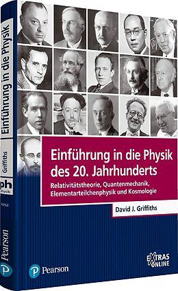 Eine Einführung in die Physik des 20. Jahrhunderts [Versione tedesca]