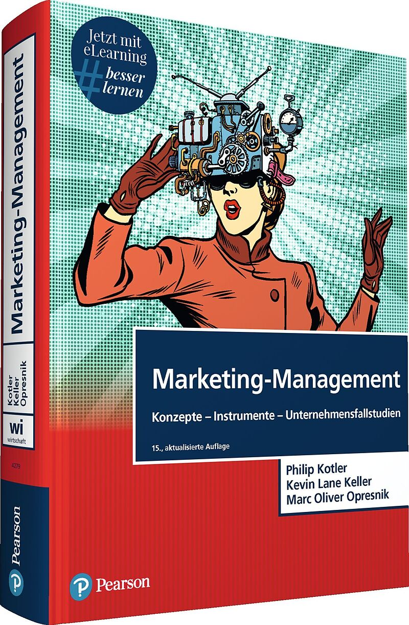 Marketing-Management [Version allemande]
