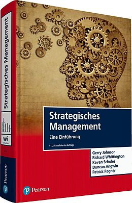 Fester Einband Strategisches Management von Gerry Johnson, Richard Whittington, Duncan. Angwin