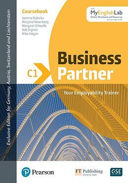 Kartonierter Einband (Kt) Business Partner C1 Coursebook with MyEnglishLab, Online Workbook and Resources, m. 1 Buch, m. 1 Beilage von