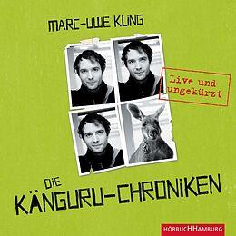 Audio CD (CD/SACD) Die Känguru-Chroniken (Känguru 1) von Marc-Uwe Kling
