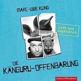 Audio CD (CD/SACD) Die Känguru-Offenbarung (Känguru 3) von Marc-Uwe Kling