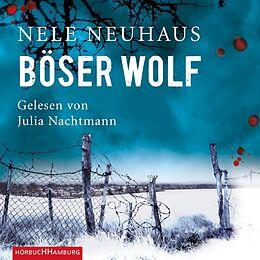 Audio CD (CD/SACD) Böser Wolf (Ein Bodenstein-Kirchhoff-Krimi 6) von Nele Neuhaus