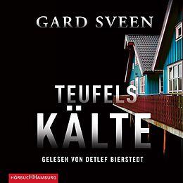 Audio CD (CD/SACD) Teufelskälte (Ein Fall für Tommy Bergmann 2) von Gard Sveen