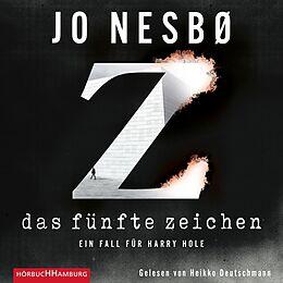 Audio CD (CD/SACD) Das fünfte Zeichen (Ein Harry-Hole-Krimi 5) von Jo Nesbø
