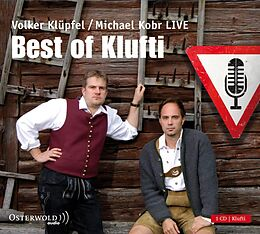 Audio CD (CD/SACD) Best of Klufti von Michael Kobr, Volker Klüpfel