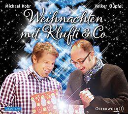 Audio CD (CD/SACD) Weihnachten mit Klufti und Co von Michael Kobr, Volker Klüpfel