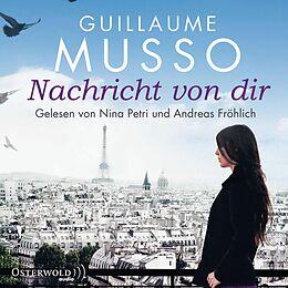 Audio CD (CD/SACD) Nachricht von dir von Guillaume Musso