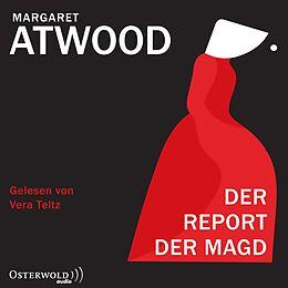 Audio CD (CD/SACD) Der Report der Magd von Margaret Atwood