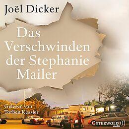 Audio CD (CD/SACD) Das Verschwinden der Stephanie Mailer von Joël Dicker