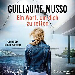 Audio CD (CD/SACD) Ein Wort, um dich zu retten von Guillaume Musso