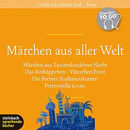 Set mit div. Artikeln (Set) Märchen aus aller Welt von Hans Christian Andersen, Ludwig Bechstein, Gebrüder Grimm