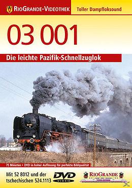 03 001 - Die leichte Pazifik-Schnellzuglok [Version allemande]