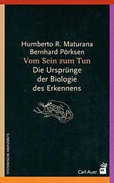 Vom Sein zum Tun [Version allemande]