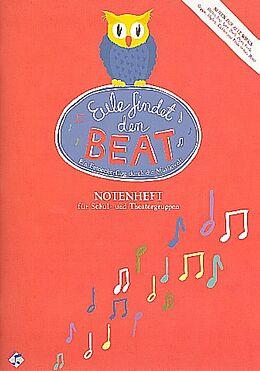 Eule findet den Beat, 2 Hefte inkl. 2 CD's [Versione tedesca]