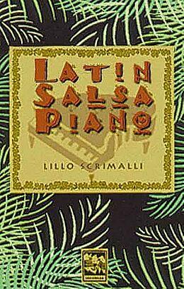 Lillo Scrimallo Notenblätter Latin Salsa Piano