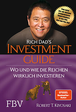 Rich Dad's Investmentguide [Versione tedesca]