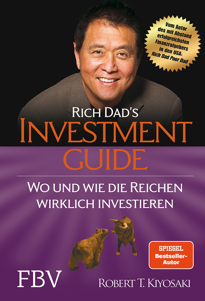 Rich Dad's Investmentguide [Versione tedesca]
