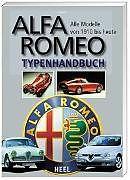 Alfa Romeo Typenhandbuch [Version allemande]