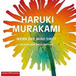 Audio CD (CD/SACD) Wenn der Wind singt von Haruki Murakami