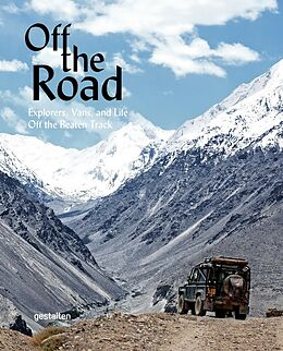 Livre Relié Off the Road de