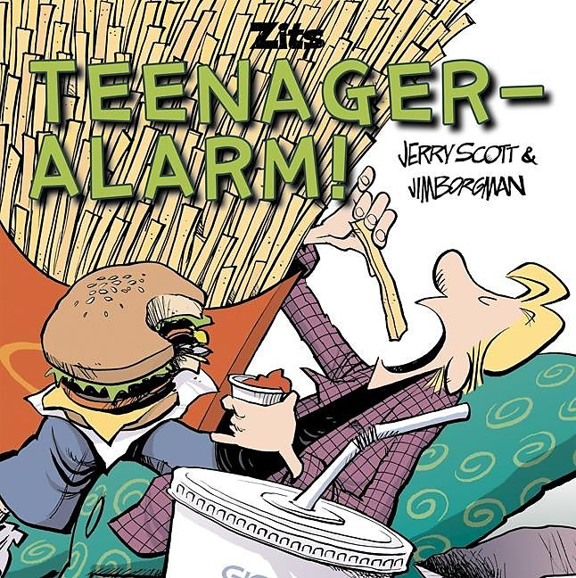 Zits 5. Teenager-Alarm! [Version allemande]
