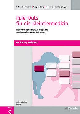 Rule-Outs für die Kleintiermedizin [Versione tedesca]